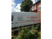 Man and van removals and rubbish clearences