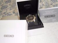 Seiko Lord watch.