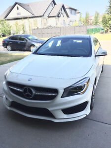 2014 Mercedes-Benz CL-Class CLA250 Sedan