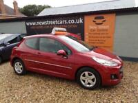 PEUGEOT 207 S, Red, Manual, Petrol, 2011