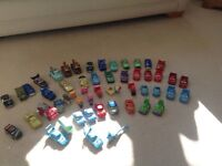 Disney Cars characters die cast cars