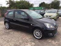FORD FIESTA 2006 1.6 MY ZETEC S 3 DOOR PETROL - MANUAL - LOW MILEAGE