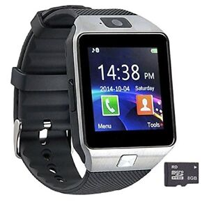 New NEVER USED SMART Watch SD CARD NOT INCLUDED