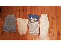 Baby boy Clothes for New Born to a Month