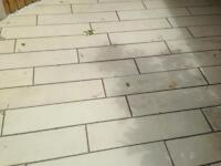 Pure Mint Sawn Contemporary Plank Paving