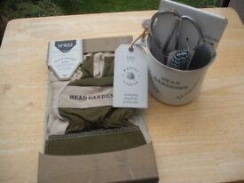 M&S Head Gardener Gift Set (new and sealed)