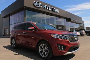2016 Kia Sorento 3.3L SX 360 DEGREE CAMERA - HEATED/COOLED SE...