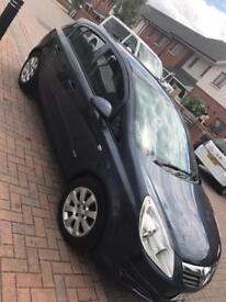 Vauxhall Corsa 1.3 Diesel 5 Door manual blue