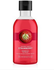Brand New Body Shop Shower Gel and Body Butter. £15