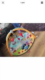 Fisher Price playmat