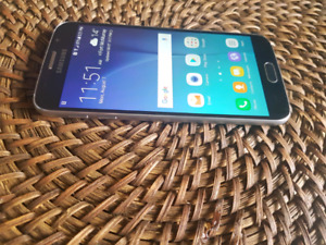 Samsung Galaxy S6 32GB  Blk Unlocked