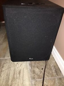 Amazing sound with this Subwoofer Speaker