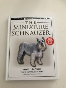 Book about Miniature Schnauzers