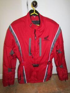 Manteau de moto Honda