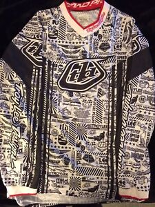 Troy Lee Designs motocross jersey and pants
