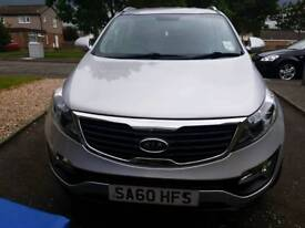 Kia Sportage First Edition 2