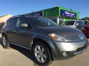 2006 Nissan Murano SL! Fully Loaded! Clean Title! New Safety!