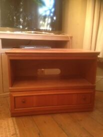 Wooden TV stand, good condition