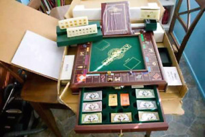 Franklin Mint monopoly game
