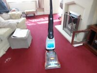 vax rapide carpet cleaner in good working order