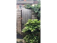 Good condition shed