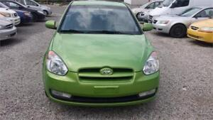 2011 HYUNDAI ACCENT MANUAL 5 SPEED SAFETY EXCELLENT CONDITION