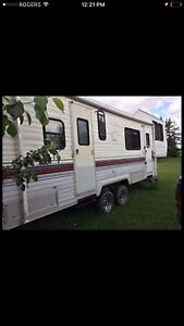 1999 Terry 5th Wheel 30 Ft