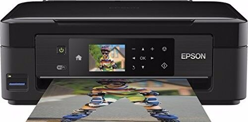 Epson Expression Home XP-432 All-in-One Inkjet Printer & 18XL Print Cartridge