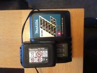 Makita battery charger for sale.