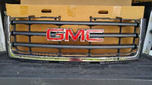 GMC Sierra Grill... New