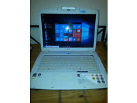 Acer Aspire 5920 series, windows 10 laptop