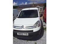 FOR SALE THIS 2009 CITROEN BERLINGO 625 HDI