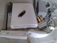 Nintendo Wii 11 Games Installed