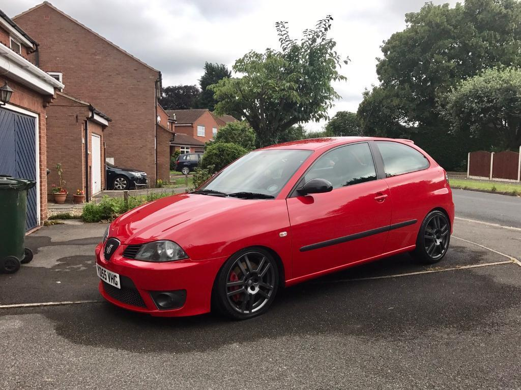 seat ibiza cupra 160 not vrs in selby north yorkshire gumtree. Black Bedroom Furniture Sets. Home Design Ideas