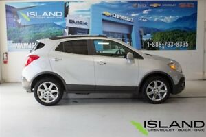 2016 Buick Encore Leather | Heated Steering Wheel & Seats | Leat