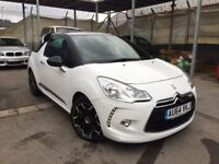 CITROEN DS3 D-STYLE+ 1.6 HDI, 2014/64 **TOP SPEC**LOVELY CAR**NEW M.O.T**BARGAIN!!