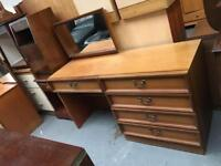 ** DRESSING TABLE WITH MIRROR **