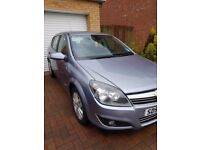 Vauxhall Astra 1.6L 5 Door SXI Model MOT Dec 2017