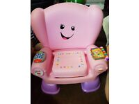 Fisher price Laugh + Learn Smart Stages Chair