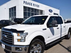 2015 Ford F-150 XLT 4x4 SuperCrew Cab 6.5 ft. box 157 in. WB