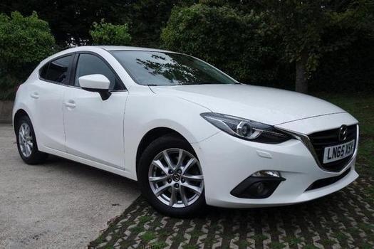 2015 Mazda 3 2.0 SE-L Nav 5 door Auto Petrol Hatchback