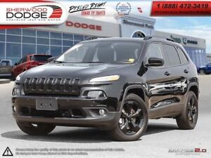 2016 Jeep Cherokee LIMITED|NAV|SUNROOF|SIRIUS XM|PWR LIFTGATE