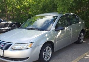 2005 Saturn ION Sedan only $2500.00 certified & etested