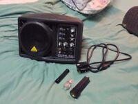 Behringer Eurolive B205D Active 150 watt PA/Monitor