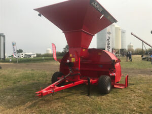 Akron Grain Baggers and Extractors