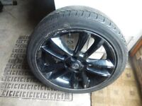 Vauxhall Corsa Spare Wheel Low Profile for 1.3CdTi Limited Edition.