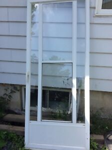 Storm door heavy  34x80