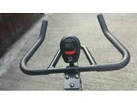 Star shaper exercise bike