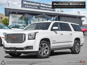 2016 GMC YUKON XL DENALI 4X4 |NAV|CAMERA|DVD|HEADSUP|BLINDSPOT