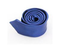 Brand New Royal Blue Mens NeckTie Slim Tie Business Dress Tie